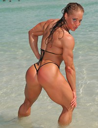 Muscles makes sexy!